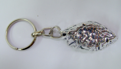 "Silver ""MASADA"" Key Chain"